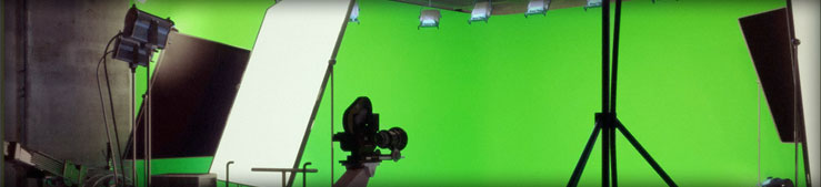 about green screen studio