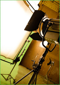 green screen studio rental